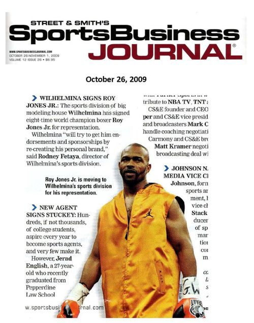 Sports Business Journal 10.26