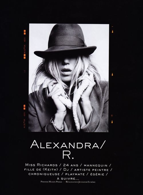 Alexandra-jalouse