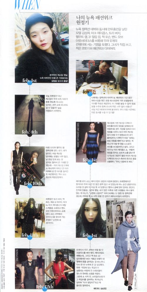 W Korea Interview SUN#FF479