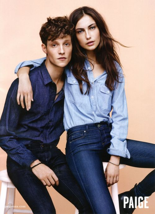 Matt Hitt for Paige Denim