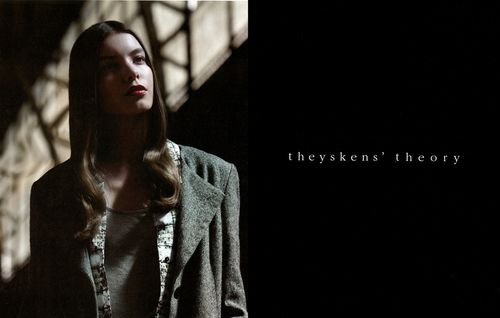 Theyskens theory sabina - Copy
