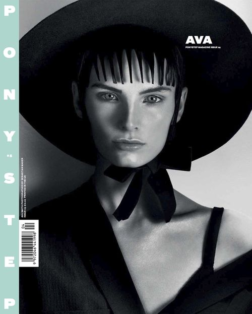 1-AVA_SMITH_PONYSTEP_MAGAZINE_ISSUE_5_SPRING_2013_SEBASTIAN_MADER-COVER